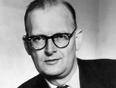 Arthur Clarke young