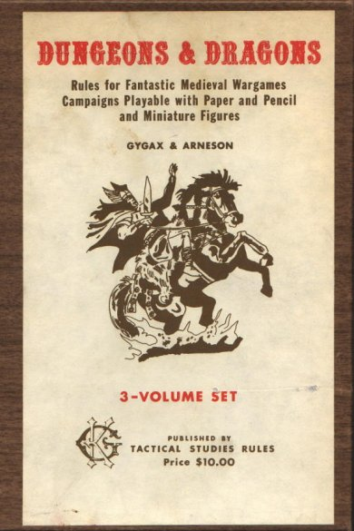 D&D Original Set