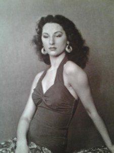 Felisa in 1947