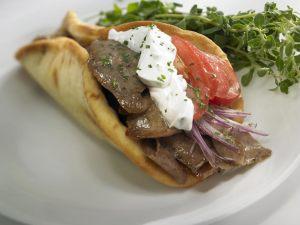 gyro-sandwich